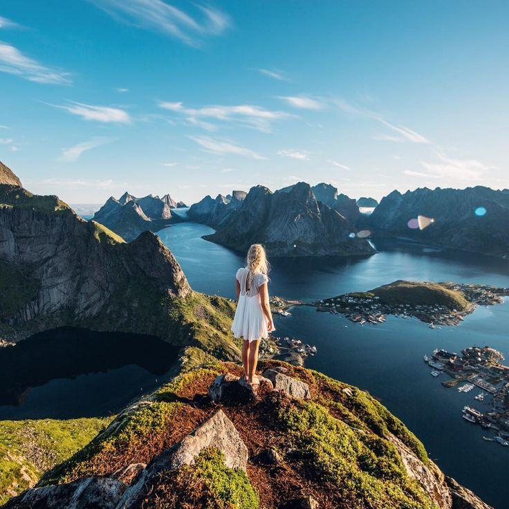 Лофотенские острова, Норвегия.