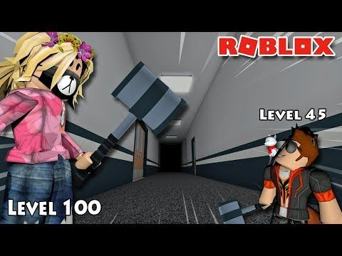 Leah Ashe Roblox Flee The Facility Wsann Battle Of The Beasts Me Vs Level 100 Roblox Flee The