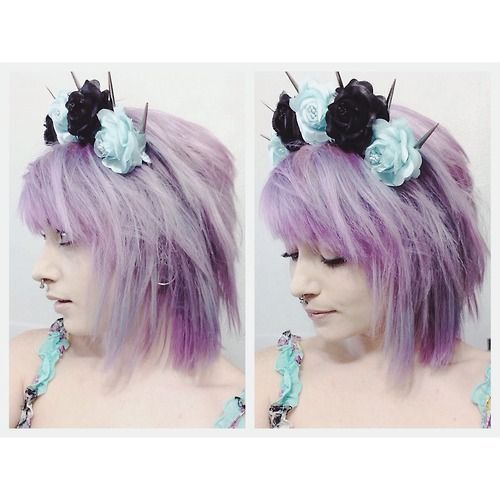 Purple Haze Manic Panic Pastel Pastel purple hair. I ...