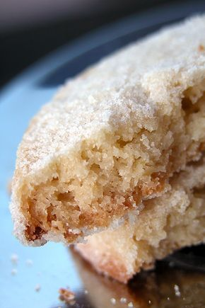biscotti fondenti al limone. lemon sablés