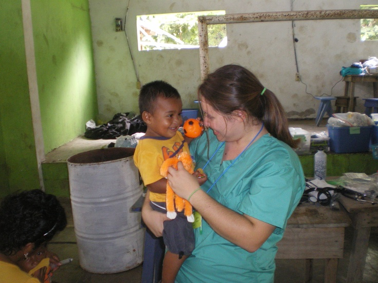 beautiful babies in costa rica - medical mission 2011