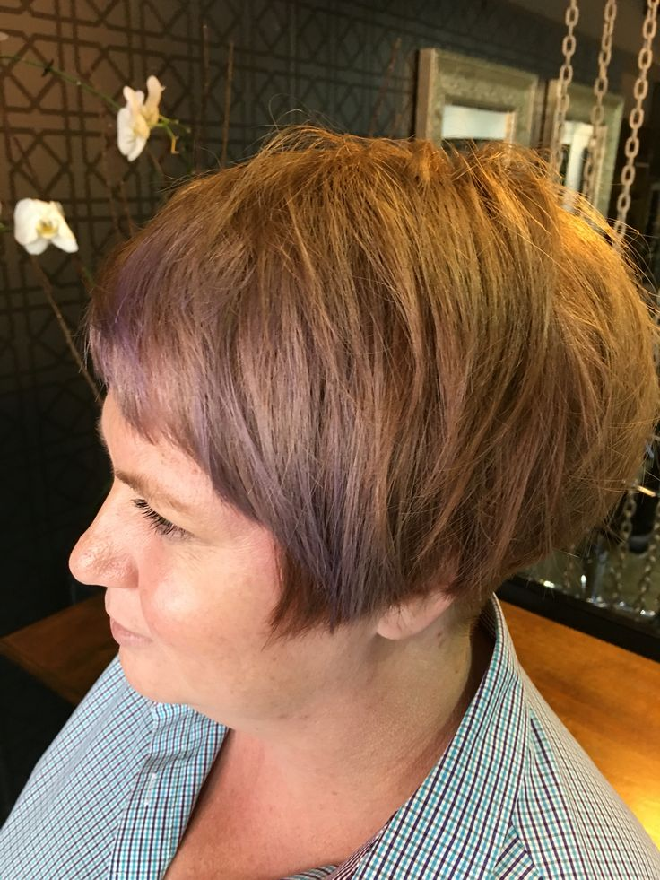 Colour by George cut by Nicole