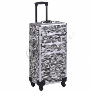 Cosmetica Trolley Zebra