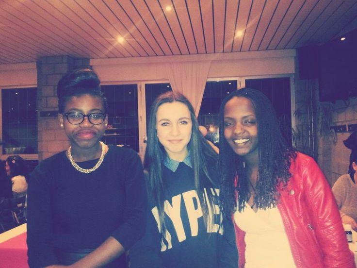 Het feestje van Kimberley! Dat was echt de max! Love it!! ♥