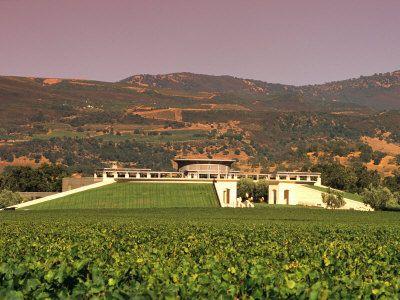 Opus One Winery Napa Www.opusonewinery.com A Project Of Baron Philippe De  Rothschild