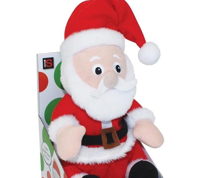 Chatter Santa