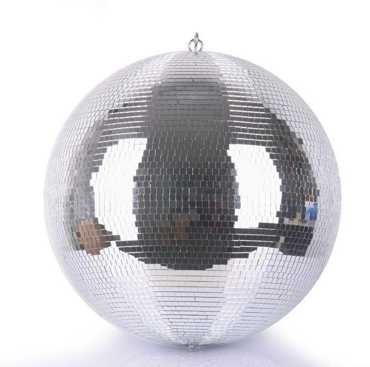 Kula lustrzana 75 cm Ibiza MB030   Oświetlenie dyskotekowe \ Kule lustrzane i akcesoria \ Kule lustrzane   Sprzet-Dyskotekowy.pl - największy i najtańszy sklep internetowy z oświetleniem i nagłośnieniem w Polsce
