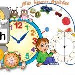 Séquence mesures : Le temps qui passe – l'heure