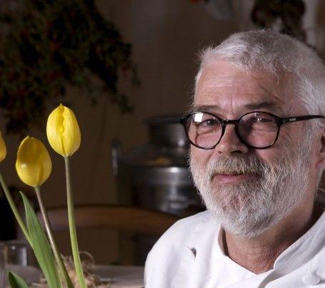 """Giorgio Scarpa - ristorante """"Il Frantoio"""" a Montescudaio"""