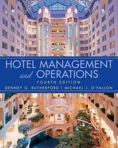 hospitality operations management Review our hotel management studies for an in-depth look at revenue-generating solutions our hospitality management case studies examine the successfully transformation of struggling hotels.