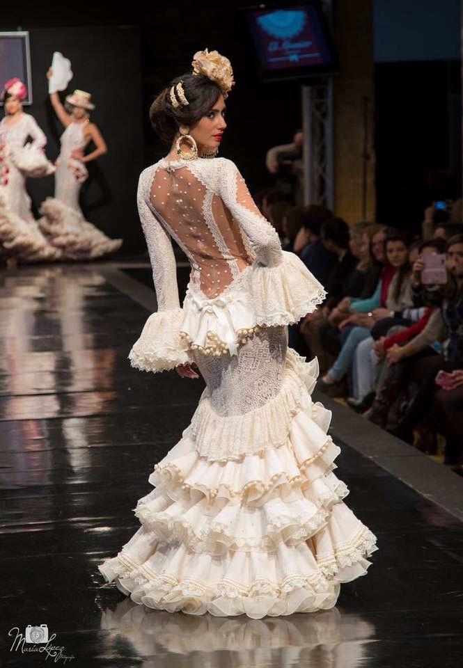 El vestido de gitana mas bonito