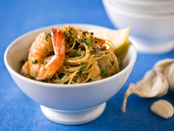 Dawn's Scampi recipe from Food Network Kitchen via Food Network