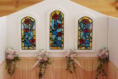 ミニチュア ステンドグラスの作り方 メオトバニア