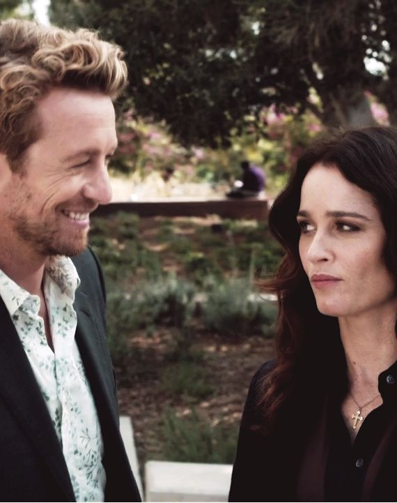 the mentalist grace and wayne relationship