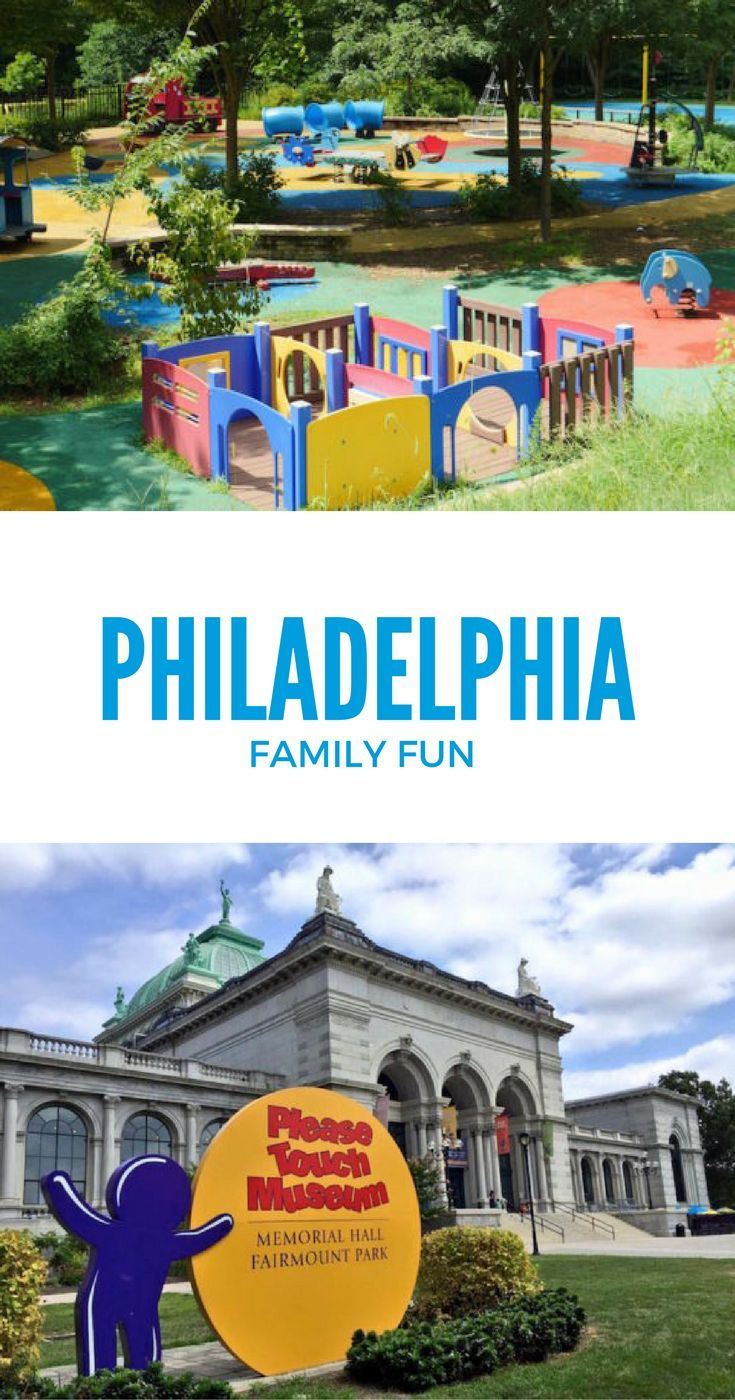 Visiting Philadelphia with kids? The best things to do for families in Philadelphia, Pennsylvania.