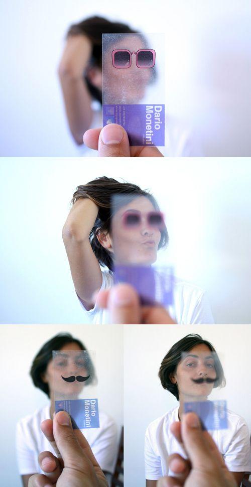 funny transparent PVC card, contact email: cxj4@greatnameplates.com