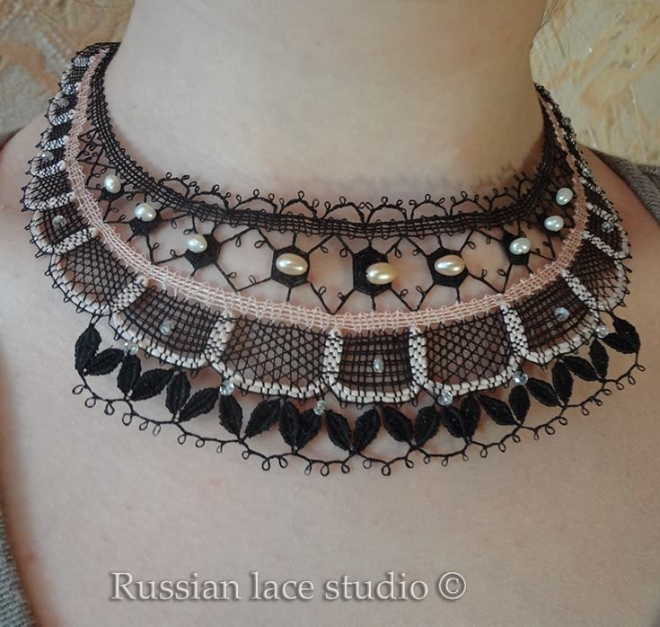 (11) Russian lace accessories - Michael Paryshev