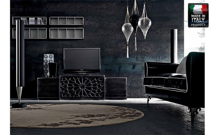 Salon Vintage Gothika III - Living Room Vintage Gothika III