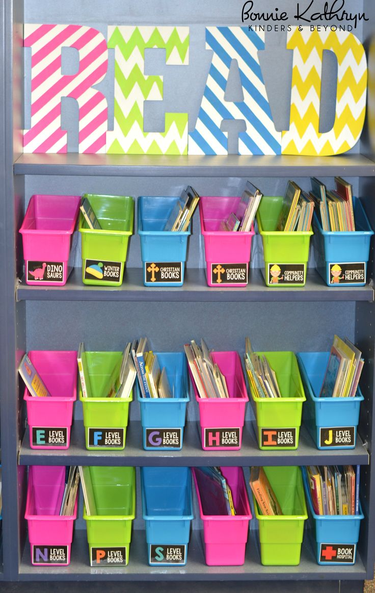 Classroom Decor Kit ~ Cutest classroom library ever education to the core