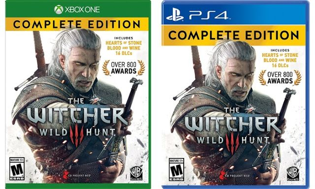 Jogo The Witcher 3: Wild Hunt para PS4 ou Xbox One << R$ 8991 >>