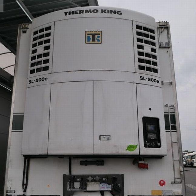 عرض بسعر ممتاز للبيع برادة فان ايك الهولندية موديل 2007 مع مبرد ثيرموكنج Sl200e أبعاد مميزة الطول 13متر و36سم العرض 252 In 2020 Home Appliances Air Conditioner Home