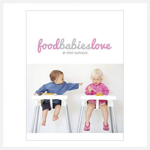 Food Babies Love at little green footprints
