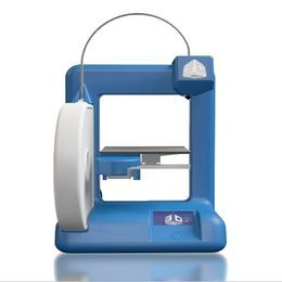 """Cube is essentially the first maker-style 3D home printer, and will make almost any 5.5"""" x 5.5"""" x 5.5""""-or-less object you can think of out of colorful, durable plastic. #toys #gifts #valentinesHome Gadgets, Printer Gadgets Helpful You, Neat Stuff, Printer Gadgetshelpsyou, Printer Manufactu, 3D Printerest, 3Dprinter, 3D Prints, 3 D Printer"""