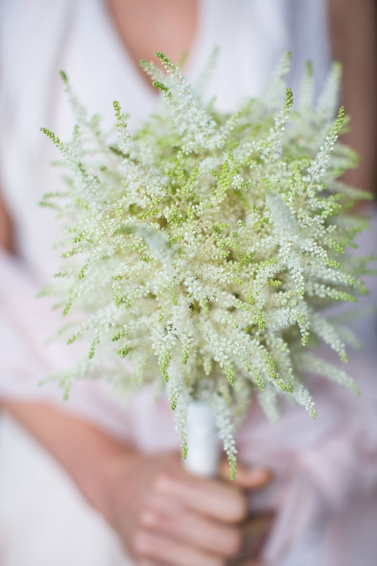 #Whimsical #Bouquet -- Not sure what this is -- so delicate! Photography: Birds of a Feather  | The Wedding on #SMP: http://www.stylemepretty.com/2013/03/12/ireland-wedding-from-birds-of-a-feather/