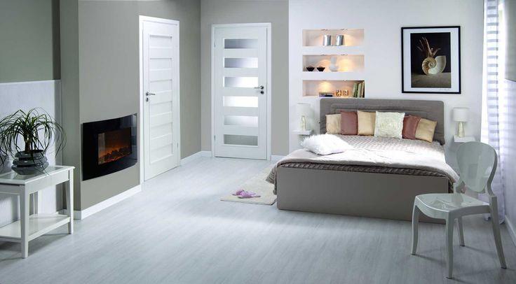 Bright your bedroom #bedroom #design #whitedesign #obipolska #interior #scandinavian