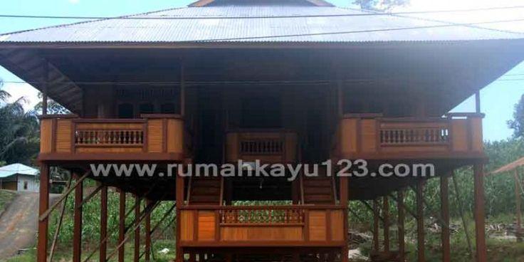 More info at http://www.rumahkayu123.com/property-type/rumah-kayu-extra-large/