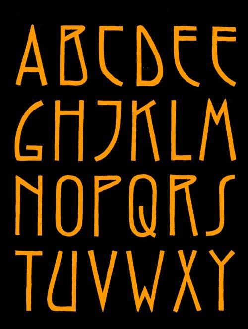 Showcase - Mokum fonts (2)