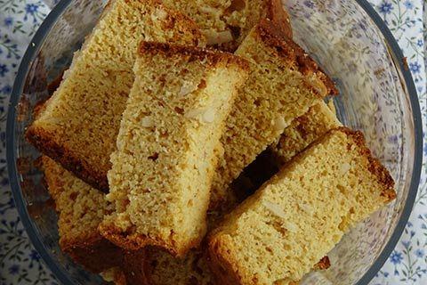 Custard and almond rusks (vla en amandel beskuit) | Rainbow Cooking