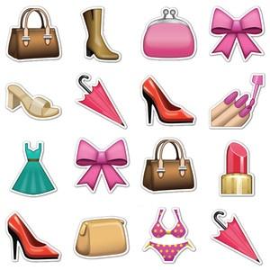 Shopping Spree Emojis, $16, by Emoji Stickers !!