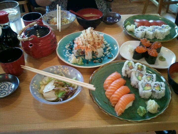 Momo Sushi & Cafe in Alexandria, VA