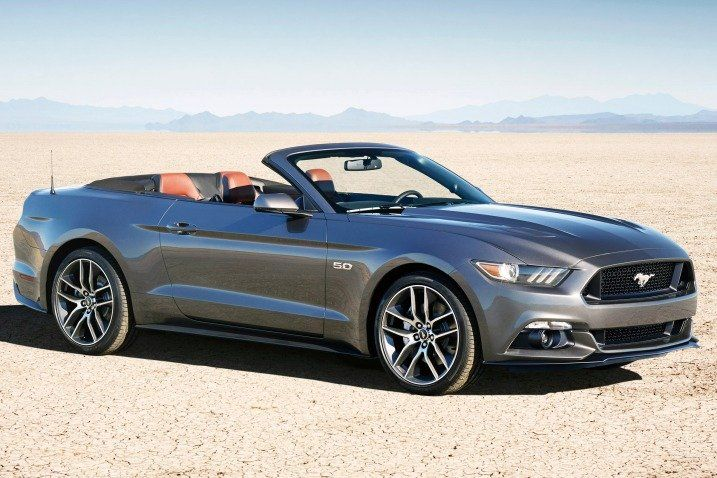 Edmunds Convertible buying guide: 2016 Ford Mustang