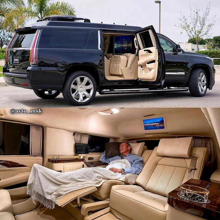 Cadillac Escalade ESV by @avto_msk