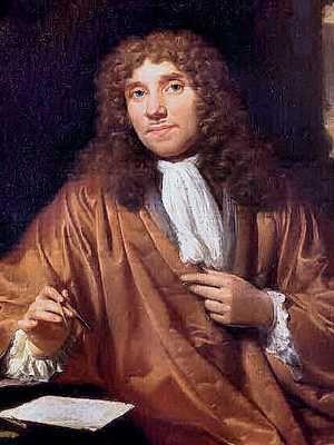 Anthonie van Leeuwenhoek(1632-1723) Hij kon heel goed waarnemen, en beschreef heel nauwkeurig wat hij zag. Ook was hij ontdekker van de microscoop en micro-organismen.Hij wilde dat iedereen zou geloven wat hij schreef,dus zocht hij naar harde bewijzen door zelf te redeneren,en niet door klassieke teksten te lezen,maar zelf te onderzoeken en observeren, ook gebruikte hij de microscoop. Hij schreef alles heel duidelijk zodat iedereen het kon controleren.  Als iets klopt moet het bewezen…