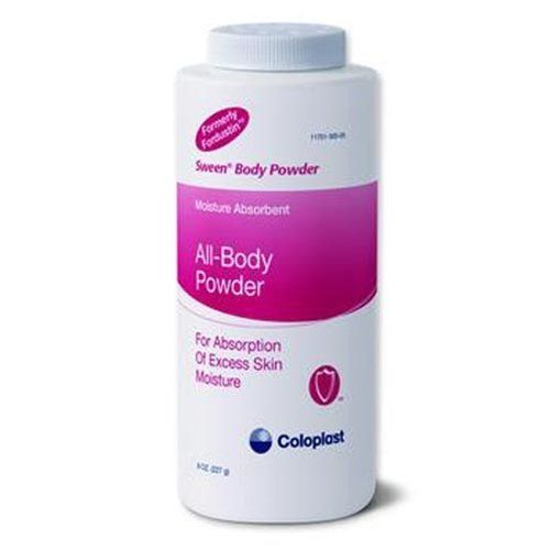 Coloplast Sween Body Powder - 8 oz Bottle - Each - COL0505_EA  //Price: $ & FREE Shipping //     #hair #curles #style #haircare #shampoo #makeup #elixir