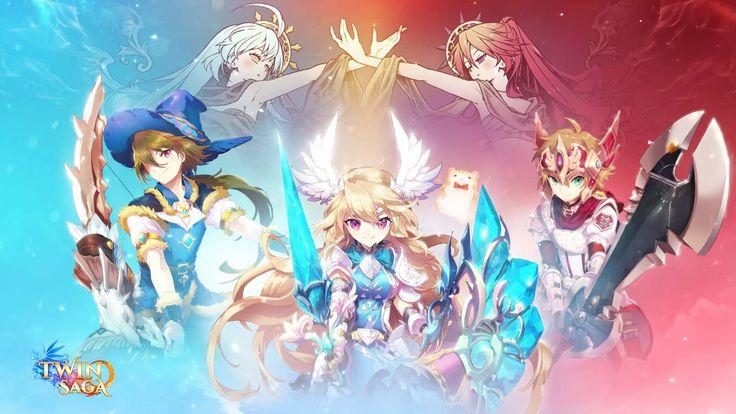 48++ Anime mmorpg games mobile inspirations