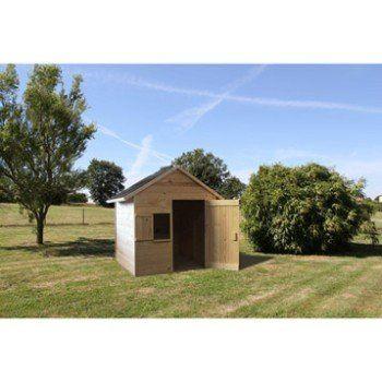 Maisonnette bois Igor SOULET , 1.9 m² | Leroy Merlin