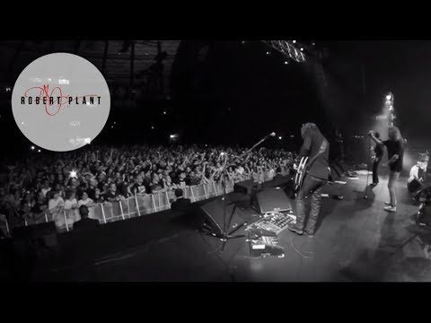 Robert Plant and the Sensational Space Shifters   'Tin Pan Valley'   Liv...
