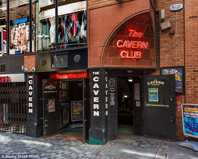 The Cavern Club nightclub in Liverpool is considered the birth place of the Beatles