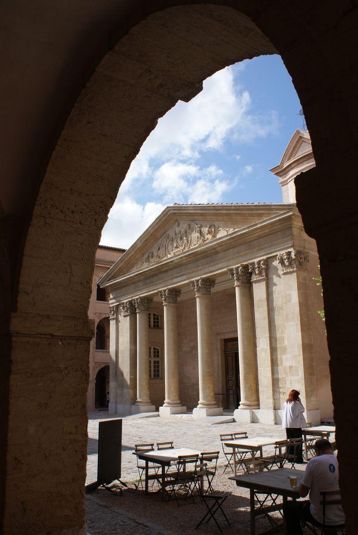 °°°Le musée de la Vieille Charité quartier du Panier Marseille