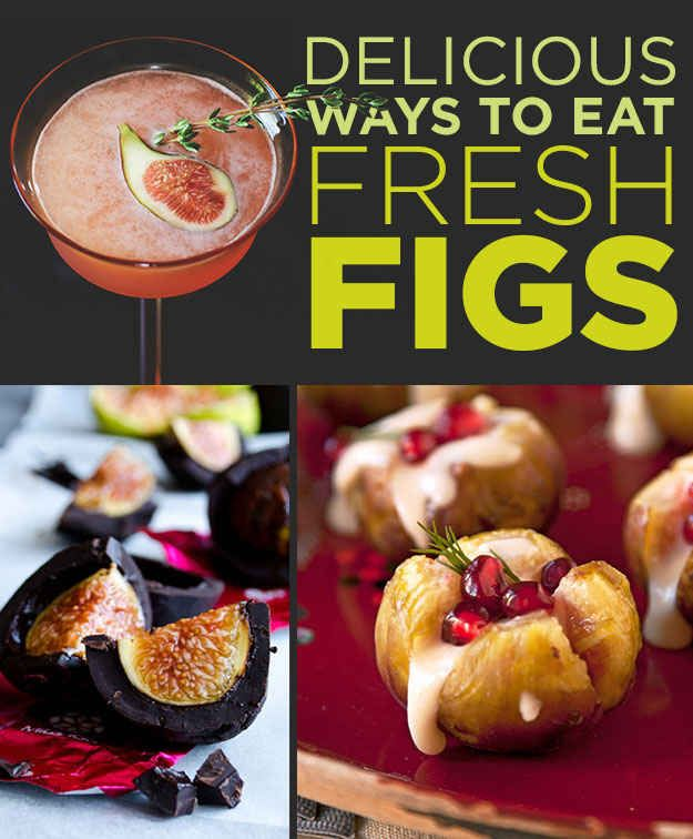 The Easiest Way to Eat a Fig - wikiHow
