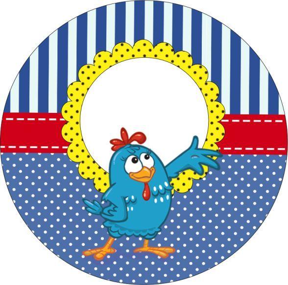 personalizar imprimirgratis adesivos galinha pintadinha - Pesquisa Google