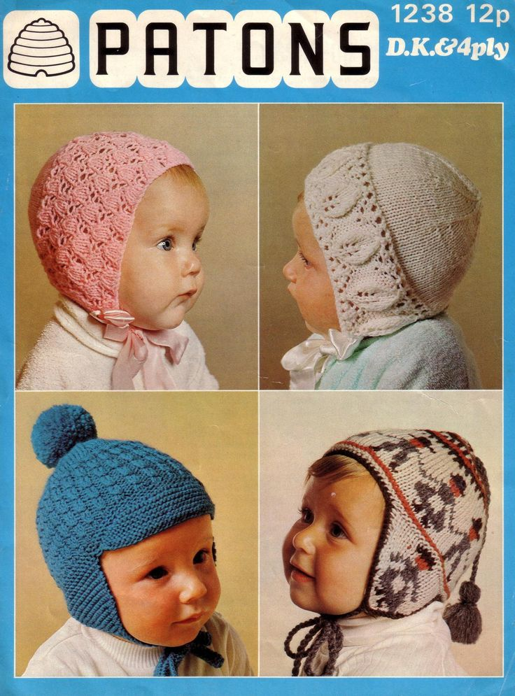 The 66 best Free Pattern Books images on Pinterest | Baby knitting ...