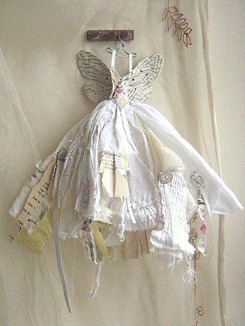 ~ assemblage dress treasures❧♡°                              …