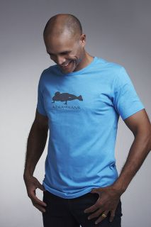 Classic crew neck t-shirt. 100% Combed and Ring-Spun Cotton.