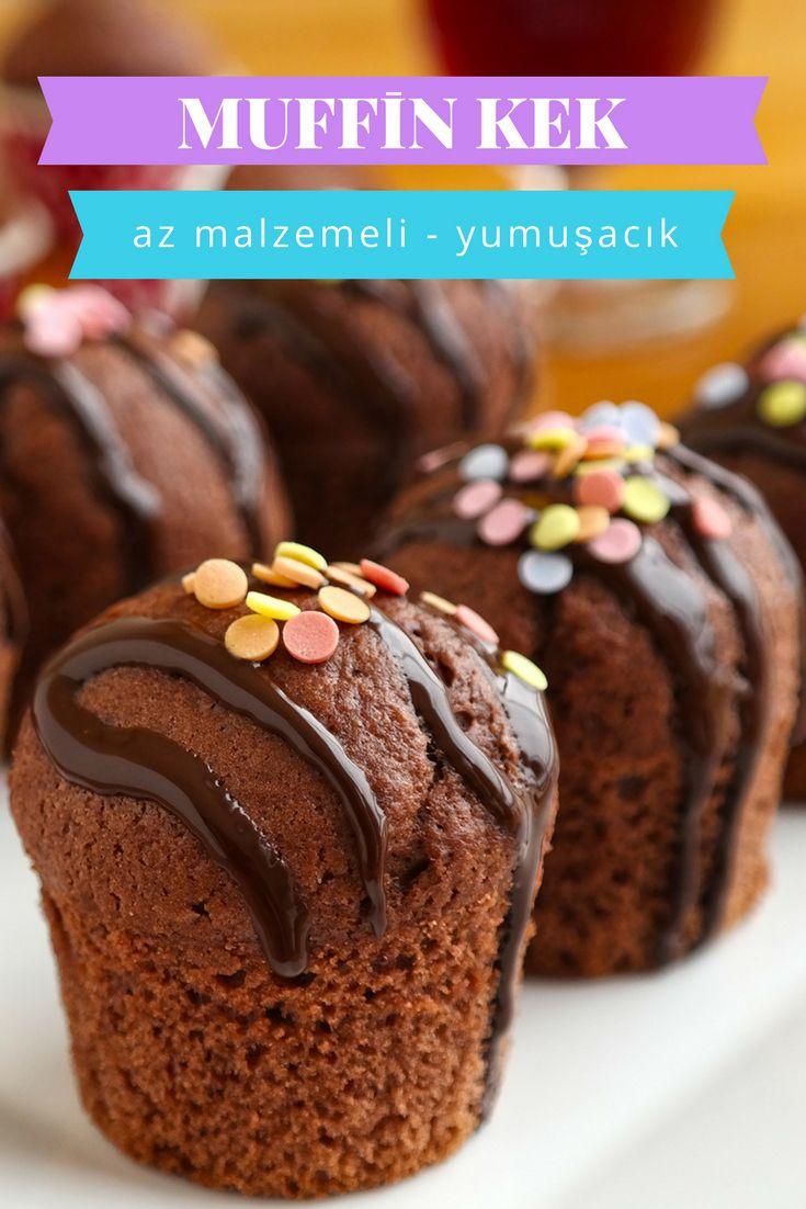 Videolu anlatım Pratik Muffin Kek Nasıl Yapılır? Videolu Tarif 1.233 kişinin defterindeki Pratik Muffin Kek Videolu Tarif'in videolu anlatımı ve deneyenlerin fotoğrafları burada. Yazar: NYT Mutfak