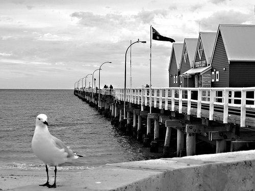 Busselton Jetty, Busselton, Western Australia